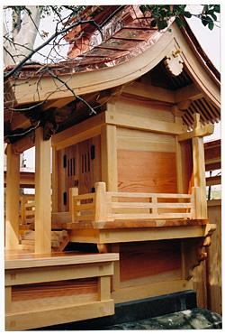 神社建築例