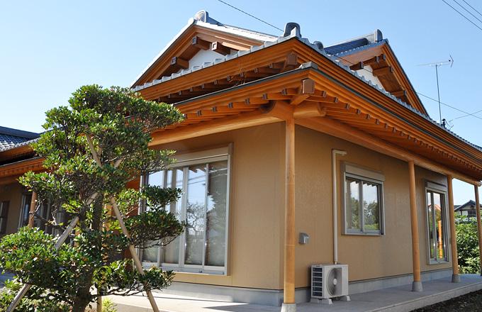 数寄屋造り建築例