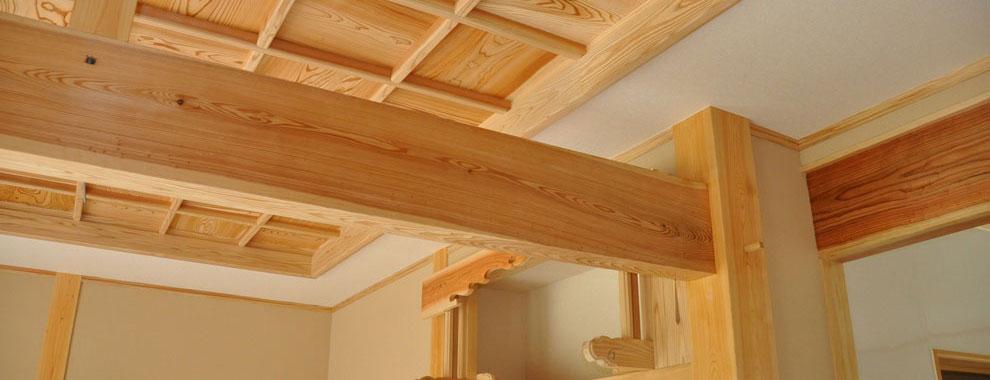 木造建築匠の技